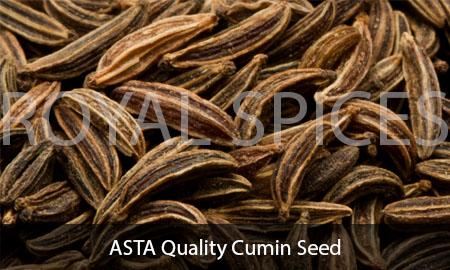 ASTA Quality Cumin Seed